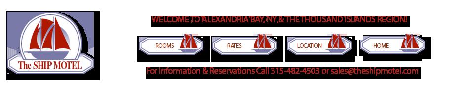 Ship Motel Alexandria Bay